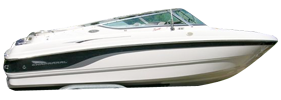 240 SSI Sterndrive Chaparral Boat Covers | Custom Sunbrella® Chaparral Covers | Cover World