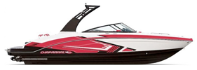 243 Vortex Sterndrive Chaparral Boat Covers | Custom Sunbrella® Chaparral Covers | Cover World