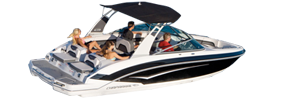 243 Vortex VR Sterndrive Chaparral Boat Covers | Custom Sunbrella® Chaparral Covers | Cover World