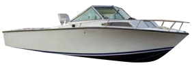 244 V Cuddy Sterndrive Chaparral Boat Covers | Custom Sunbrella® Chaparral Covers | Cover World