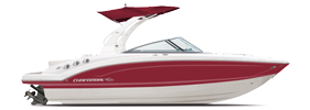 246 SSI WT Sport Boat Chaparral Boat Covers