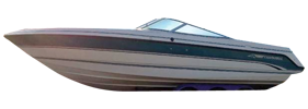 2500 SX Sterndrive Chaparral Boat Covers | Custom Sunbrella® Chaparral Covers | Cover World