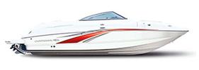 252 Sunesta Sterndrive Chaparral Boat Covers | Custom Sunbrella® Chaparral Covers | Cover World