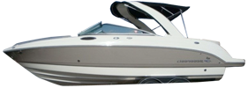 256 SSI Sterndrive Chaparral Boat Covers | Custom Sunbrella® Chaparral Covers | Cover World