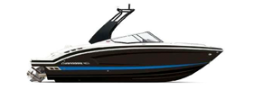 257 SSX Sterndrive Chaparral Boat Covers | Custom Sunbrella® Chaparral Covers | Cover World