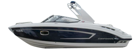 257 SSX SW Sterndrive Chaparral Boat Covers | Custom Sunbrella® Chaparral Covers | Cover World