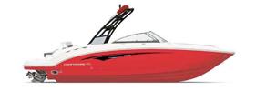 264 Sunesta Wide Tech Sport Deck Chaparral Boat Covers