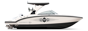 264 Xtreme Chaparral Boat Covers