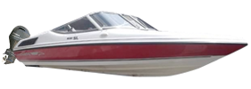 1600 SL Outboard Chaparral Bimini Tops | Custom Sunbrella® Chaparral Covers | Cover World