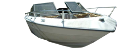 15 Cathedral V Outboard (All Years) Chaparral Boat Covers