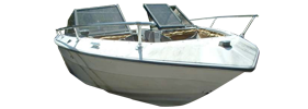 167 V BR Sterndrive (All Years) Chaparral Boat Covers