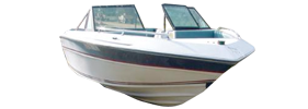 170 XL Sterndrive Chaparral Boat Covers | Custom Sunbrella® Chaparral Covers | Cover World