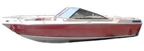 172 VBR Sterndrive Chaparral Boat Covers | Custom Sunbrella® Chaparral Covers | Cover World