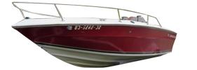 177 VBR Sterndrive Chaparral Boat Covers | Custom Sunbrella® Chaparral Covers | Cover World