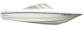 180 LE Sterndrive Chaparral Bimini Tops | Custom Sunbrella® Chaparral Covers | Cover World