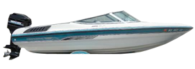 1800 SL Outboard Chaparral Bimini Tops | Custom Sunbrella® Chaparral Covers | Cover World