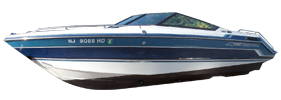 1900 SX Sterndrive Chaparral Bimini Tops | Custom Sunbrella® Chaparral Covers | Cover World