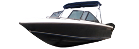 198 F Outboard Chaparral Bimini Tops | Custom Sunbrella® Chaparral Covers | Cover World