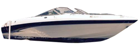 200 Sse Sterndrive Chaparral Bimini Tops | Custom Sunbrella® Chaparral Covers | Cover World