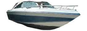200 Xlc Sterndrive Chaparral Bimini Tops | Custom Sunbrella® Chaparral Covers | Cover World