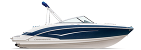 203 Vortex Sterndrive Chaparral Boat Covers | Custom Sunbrella® Chaparral Covers | Cover World
