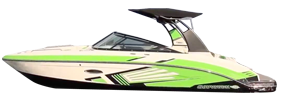203 Vortex VRX Chaparral Boat Covers