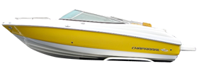 204 Ssi Sterndrive Chaparral Bimini Tops | Custom Sunbrella® Chaparral Covers | Cover World