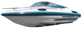 205 SLC Chaparral Boat Covers