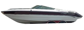 2100 SX Sterndrive Chaparral Bimini Tops | Custom Sunbrella® Chaparral Covers | Cover World