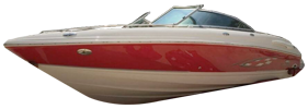 220 Sterndrive (All Years) Chaparral Boat Covers