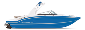 227 SSX Sterndrive Chaparral Boat Covers | Custom Sunbrella® Chaparral Covers | Cover World