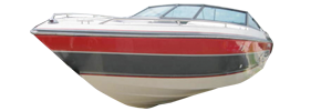 2300 SX Sterndrive Chaparral Bimini Tops | Custom Sunbrella® Chaparral Covers | Cover World