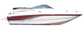 234 Sunesta Sterndrive Chaparral Bimini Tops | Custom Sunbrella® Chaparral Covers | Cover World
