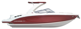 277 SSX Sterndrive Chaparral Boat Covers
