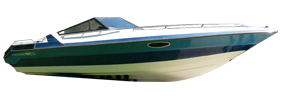 2850 SX Sterndrive Chaparral Bimini Tops | Custom Sunbrella® Chaparral Covers | Cover World