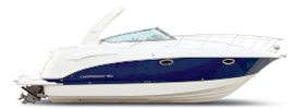 290 Signature Chaparral Boat Covers