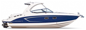 327 SSX Sterndrive Chaparral Boat Covers | Custom Sunbrella® Chaparral Covers | Cover World