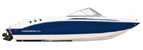 19 H2O Sport Chaparral Boat Covers