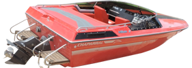 Villian II Sterndrive Chaparral Boat Covers