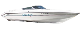 Villian III Sterndrive Chaparral Boat Covers