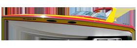Villian IV Sterndrive Chaparral Boat Covers