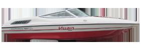 Villian SLV Sterndrive Chaparral Boat Covers