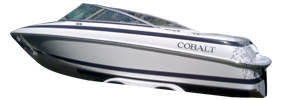 190 Cobalt Boat Covers
