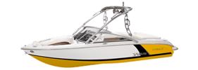 200 WSS Sterndrive Cobalt Boat Covers | Custom Sunbrella® Cobalt Covers | Cover World
