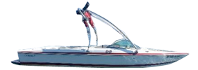 203 Cobalt Boat Covers