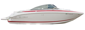 212 Cobalt Boat Covers