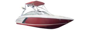 222 WSS Cobalt Boat Covers