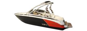 232 WSS Sterndrive Cobalt Boat Covers | Custom Sunbrella® Cobalt Covers | Cover World