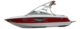 24 SX Cobalt Boat Covers