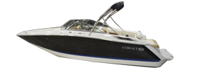 240 SD Cobalt Boat Covers